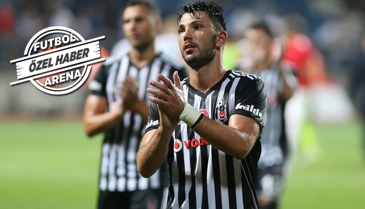 Beşiktaş'ın Tolgay Arslan için Roma kararı