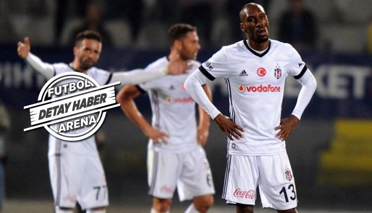 BJK Haberi: Beşiktaş'ın yenilgileri deplasmanlarda