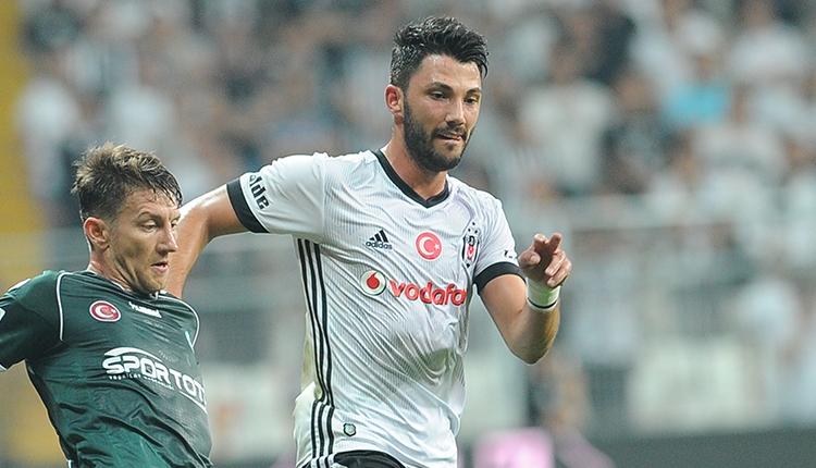 Beşiktaşlı Tolgay Arslan'dan Akhisar paylaşımı