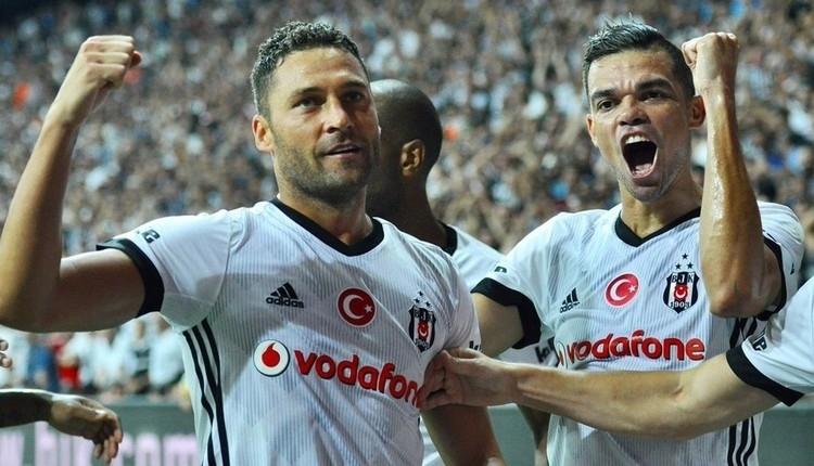 BJK Transfer: Beşiktaş'ta Dusko Tosic, Çin'e transfer oldu