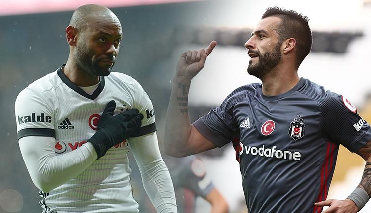 BJK Transfer: Beşiktaş'ta santrfor harekatı