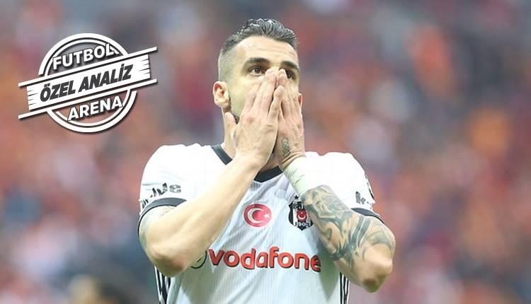 Beşiktaş'ta santrfor krizi! En az gol yiyen takım...