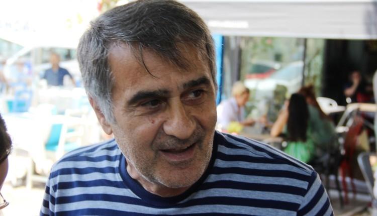 Beşiktaş'ta Şenol Güneş, Bodrum'a gitti