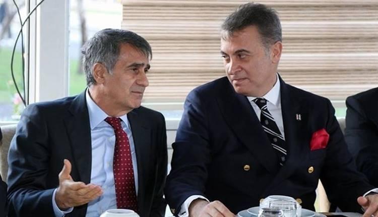 Beşiktaş'ta zirve! Şenol Güneş ile Fikret Orman buluşuyor
