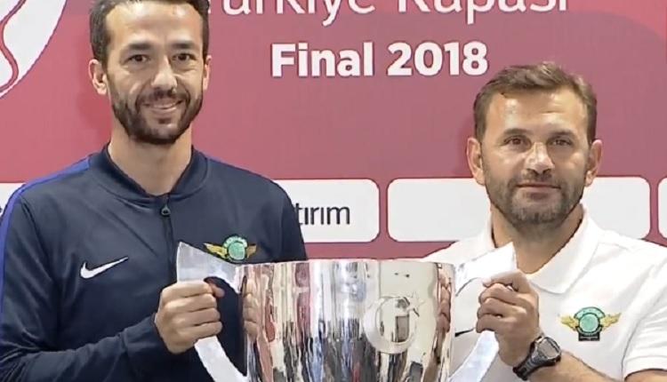 Bilal Kısa'dan Fenerbahçe açıklaması (Akhisar - Fenerbahçe kupa finali)
