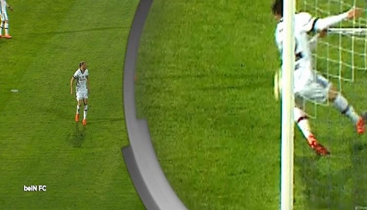 BJK Haberleri: Gary Medel'den Osmanlıspor maçında hayati müdahale