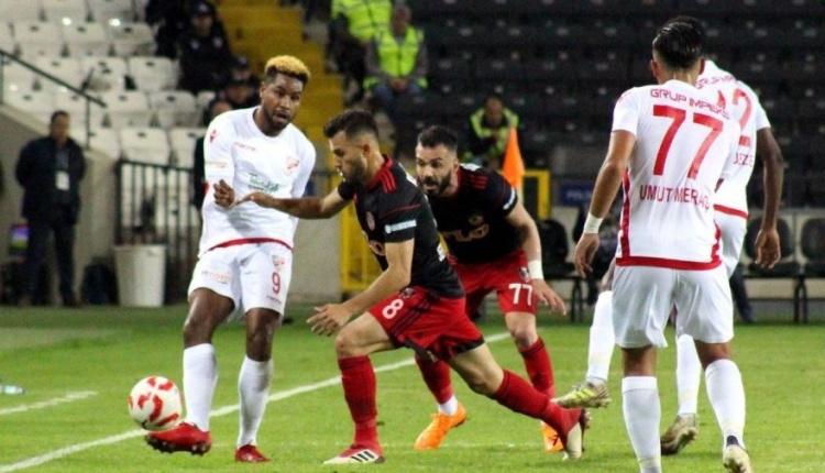 Boluspor Gazişehir Gaziantep FK beIN Sports canlı şifresiz izle