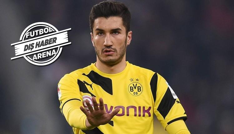 BJK Transfer: Borussia Dortmund'da Nuri Şahin ayrılıyor! Beşiktaş...