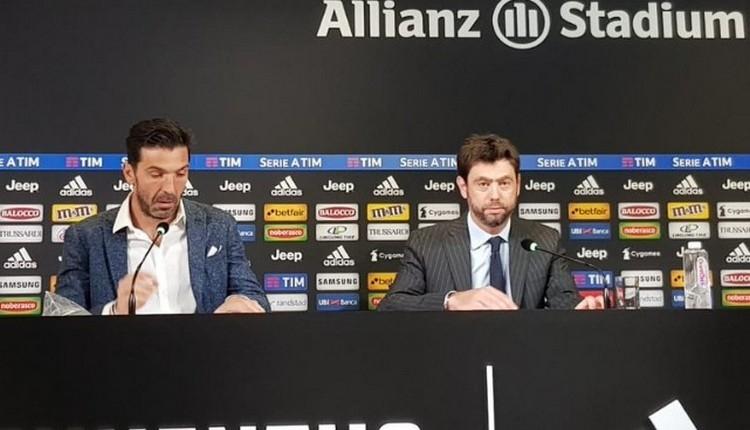 Buffon, Juventus'tan ayrılıyor! Yeni adresi Liverpool mu?