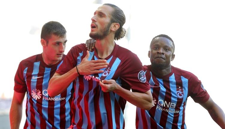 Bursaspor 1-3 Trabzonspor maç özeti ve golleri (İZLE)