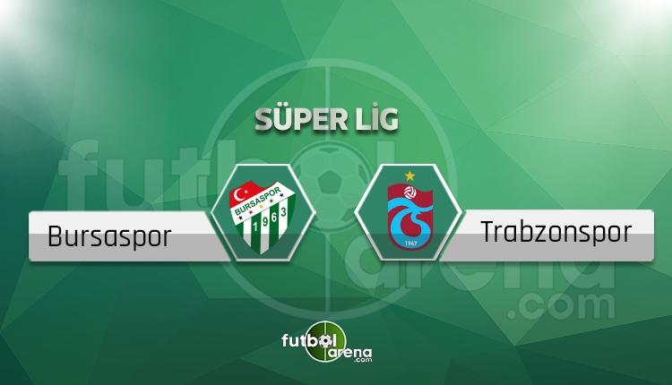 Bursaspor Trabzonspor beIN Sports canlı şifresiz izle