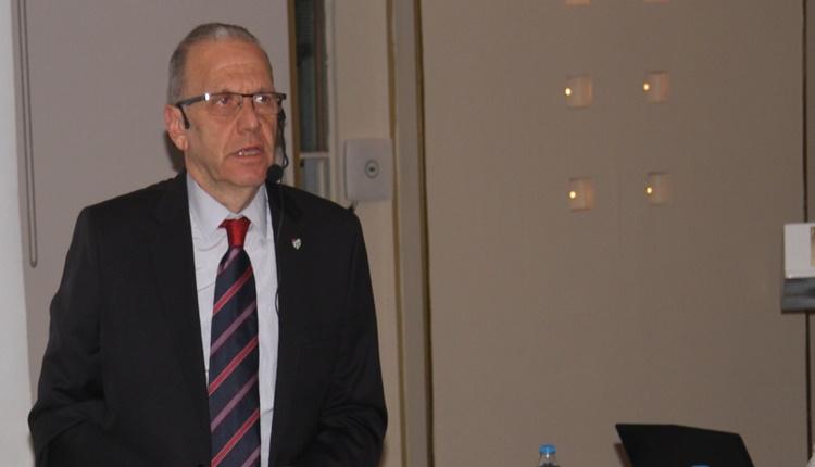Bursaspor'da Lemi Keskin'den başkan adaylığı açıklaması