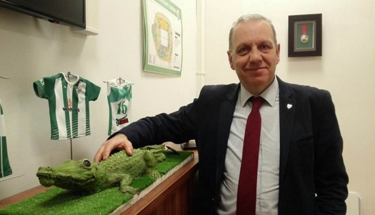 Bursaspor'un yeni başkan adayı Lemi Keskin kimdir, nereli, ne iş yapar?