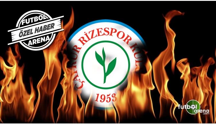 Çaykur Rizespor Mehmet Güven ve Ali Çamdalı'yı transfer etti
