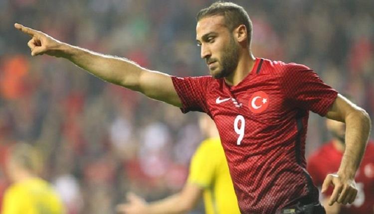 Cenk Tosun'un İran'a attığı golü (İZLE) - Türkiye İran Cenk Tosun'un golü