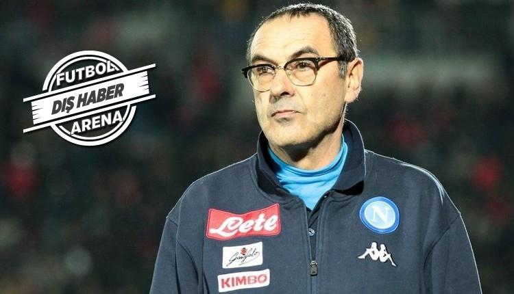Chelsea, Maurizio Sarri ile anlaştı