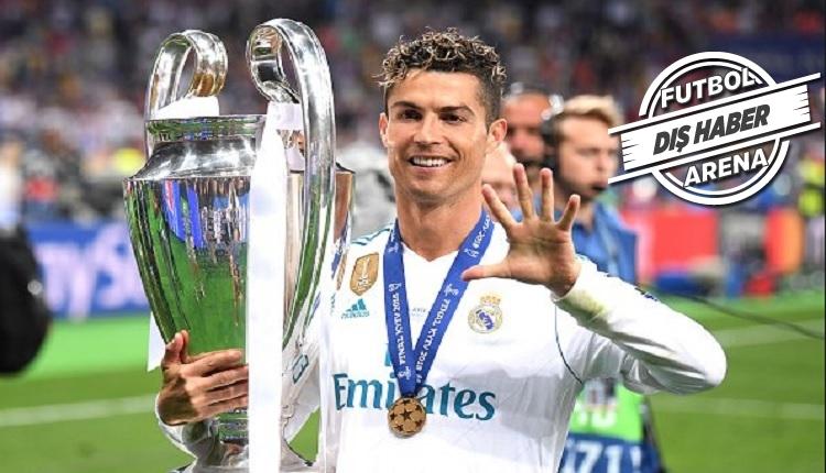 Cristaino Ronaldo Real Madrid'den ayrılıyor mu? Flaş açıklama