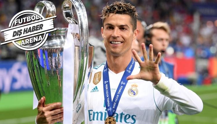 Cristiano Ronaldo'nun Neymar ve Messi memnunsuzluğu