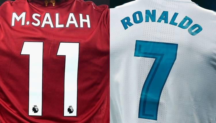 Cristiano Ronaldo'nun Şampiyonlar Ligi golleri (Real Madrid Liverpool Şampiyonlar Ligi finali 2018)