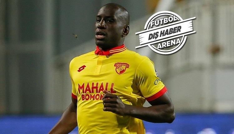 Demba Ba Beşiktaş'la anlaşamadı, Çin'e geri döndü