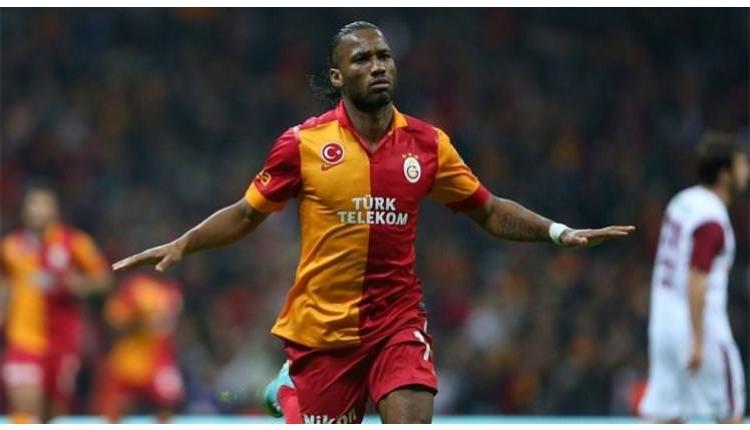 Didier Drogba'dan Galatasaray paylaşımı