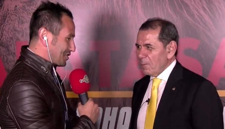 Dursun Özbek FutbolArena'ya konuştu: 'Aday oldum çünkü...