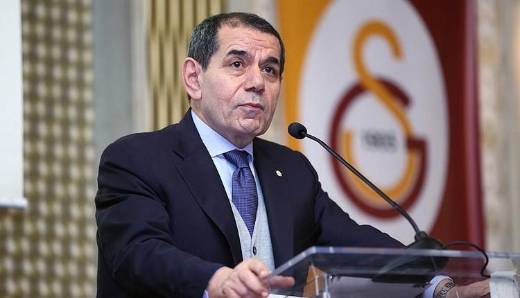 GS Haber: Dursun Özbek'ten Fatih Terim itirafı