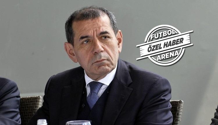 Dursun Özbek'ten şampiyonluk kararı ''Sahne onların''