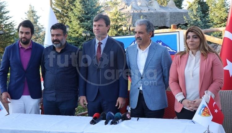 Ertuğrul Sağlam'ın Kayserispor'a imzası sonrası ilk sözleri