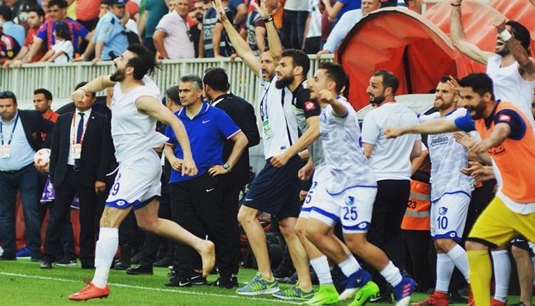 Erzurumspor 4-3 Ümraniyespor maç özeti ve golleri (İZLE)