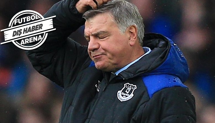 Everton'da Sam Allardyce ile yollar ayrılacak
