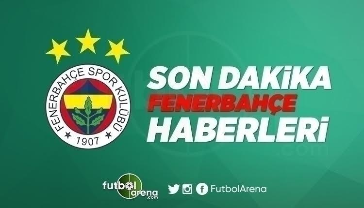 FB Haberi - Fenerbahçe'de Aziz Yıldırım'dan kritik karar (20 Mayıs Pazar)