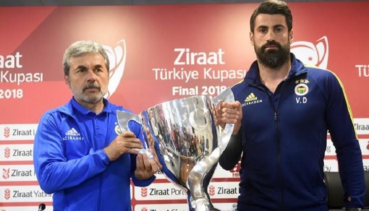 FB Haberleri - Volkan Demirel'in Galatasaray beklentisi