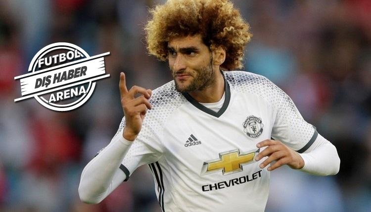Fellaini'nin Manchester United'a sözleşme şartı