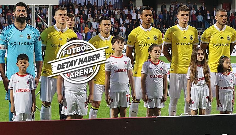 Fenerbahçe 8 yıl sonra ilk kez Karabükspor maçında bunu yaptı