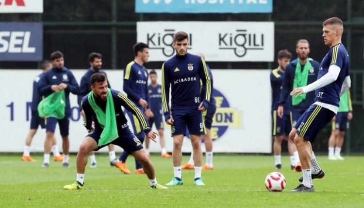 Fenerbahçe, Akhisar maçına hazır