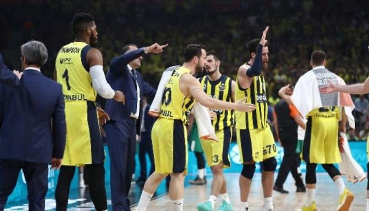 Fenerbahçe Doğuş yeniden Euroleague finalinde!