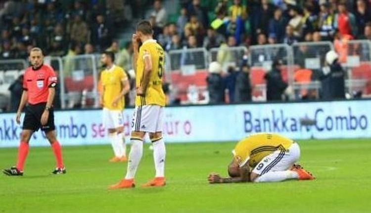 Fenerbahçe finallerde mutlu sona ulaşamıyor