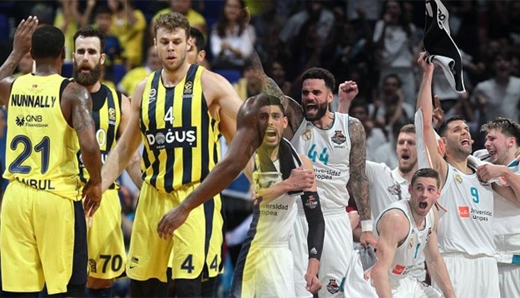 Fenerbahçe Real Madrid beIN Sports canlı şifresiz izle