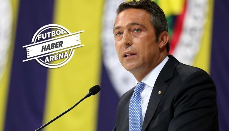 FB Haberi: Fenerbahçe'de Ali Koç adaylıktan çekilecek mi?