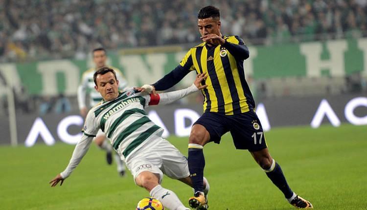 Fenerbahçe'de Nabil Dirar sevinci!