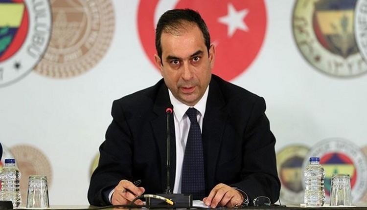 Fenerbahçe'de Şekip Mosturoğlu'ndan Beşiktaş ve Galatasaray'a olay gönderme
