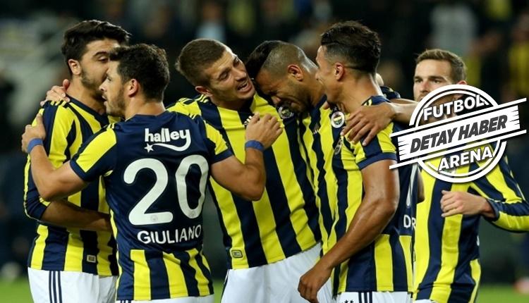 Fenerbahçe'de yedek kulübesinden 13 gollük katkı