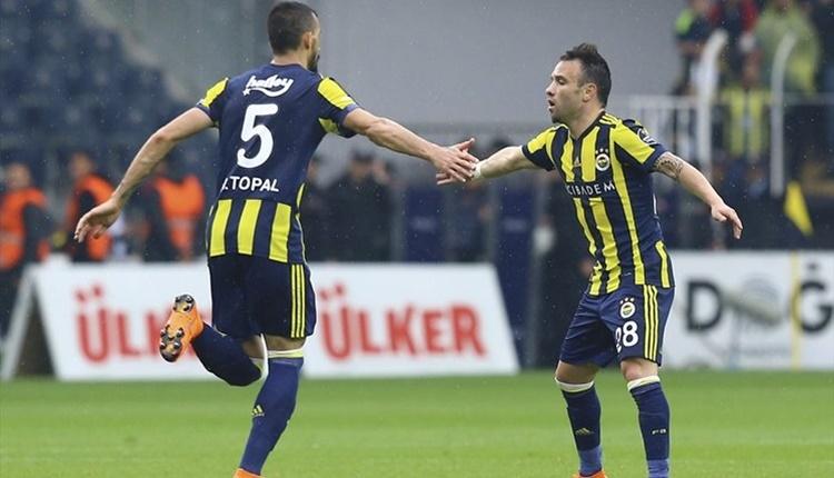 Fenerbahçe'den bu sezon Süper Lig'de bir ilk