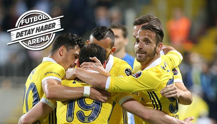 Fenerbahçe'den deplasmanda müthiş gol rakamı