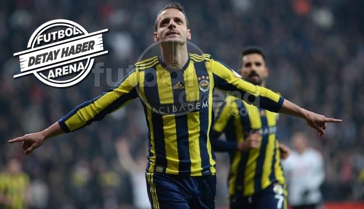 Fenerbahçe'nin golcüleri son 5 sezonu geçemedi