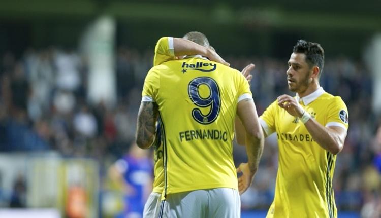 FB Haberi: Fenerbahçe'nin Karabükspor galibiyeti tarihe geçti!