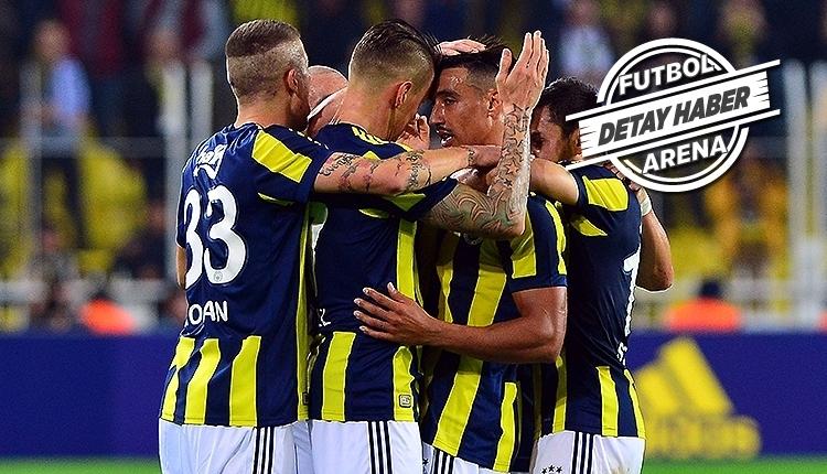 Fenerbahçe'nin rakipleri kaleleri şaşırıyor