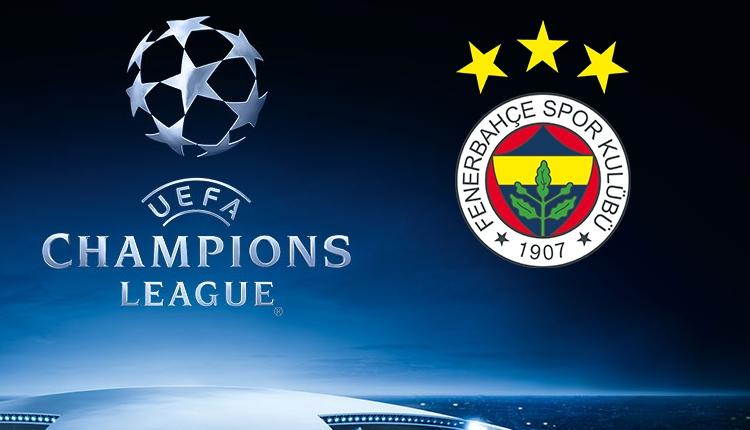 Fenerbahçe'nin Şampiyonlar Ligi'ndeki rakipleri