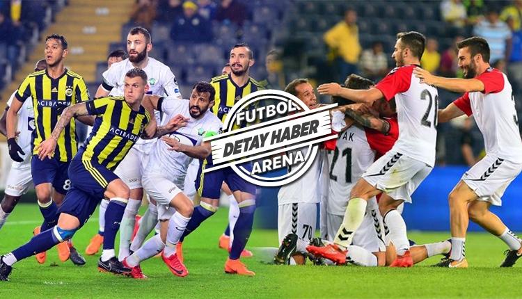 Fenerbahçe'yi bitiren iki takım! Vardar ve Akhisar…
